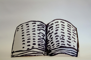 Book II (After Guston) 2008