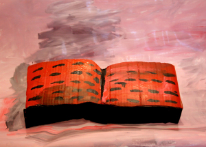 Book III (After Guston) 2008