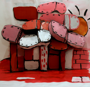 Multiples (After Guston) 2008