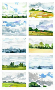 Suffolk Landscapes 2012