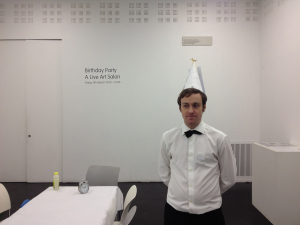 Birthday Party (Tate Modern) 2012