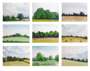 Suffolk Landscapes 2010