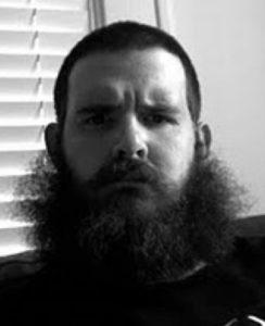 Self portrait photograph of Ben Thistle